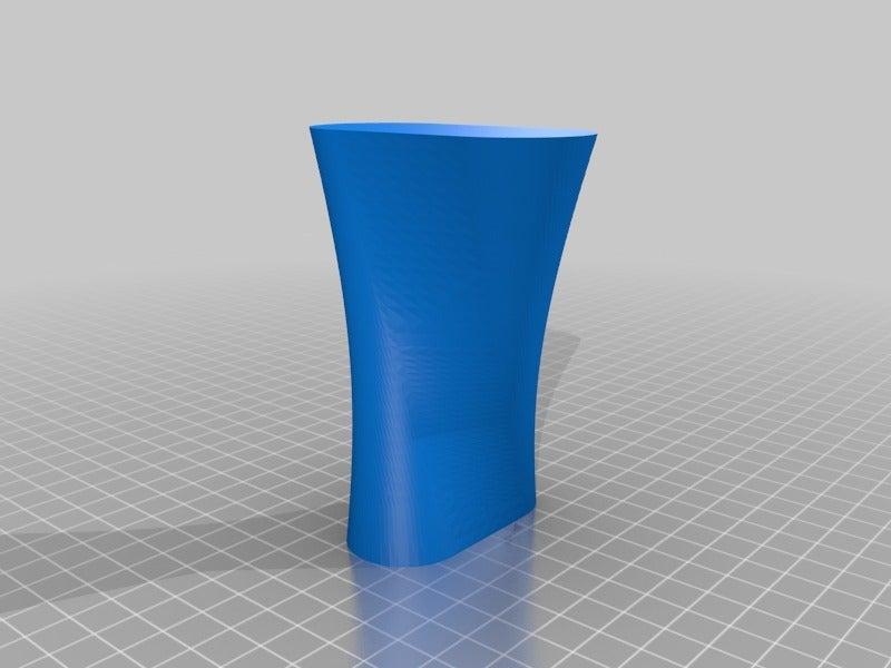 Twist-2.png Télécharger fichier STL gratuit VASE TWIST • Plan imprimable en 3D, Jameschu