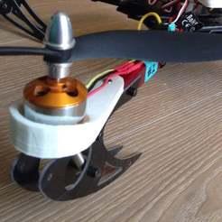 _2014-7-23_9_07_32.jpg Télécharger fichier STL gratuit X525 v3 Support de moteur Quadcopter • Design à imprimer en 3D, Jameschu