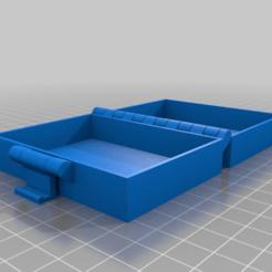 Télécharger fichier STL gratuit Ma boîte à boucles personnalisée, imprimable en un seul morceau • Modèle pour imprimante 3D, Jameschu