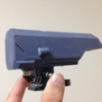 Download free 3D model SONY HDR-AZ1VR Attachment for Gopro Mount v2, CyberCyclist