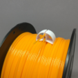 Free 3d model Filament Clip V2, CyberCyclist