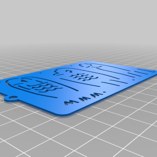 amabie_drawing_guide.png Download free STL file Amabie Drawing Guide / アマビエのマジック定規 • 3D printer template, CyberCyclist