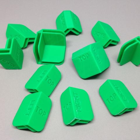 Capture d'écran 2017-05-30 à 15.26.47.png Télécharger fichier STL gratuit Boîtier en plastique ondulé pour imprimantes 3D (pièces jointes) • Modèle pour imprimante 3D, CyberCyclist