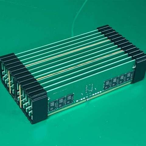 Télécharger fichier STL gratuit Cadres de conteneurs DIMM, CyberCyclist