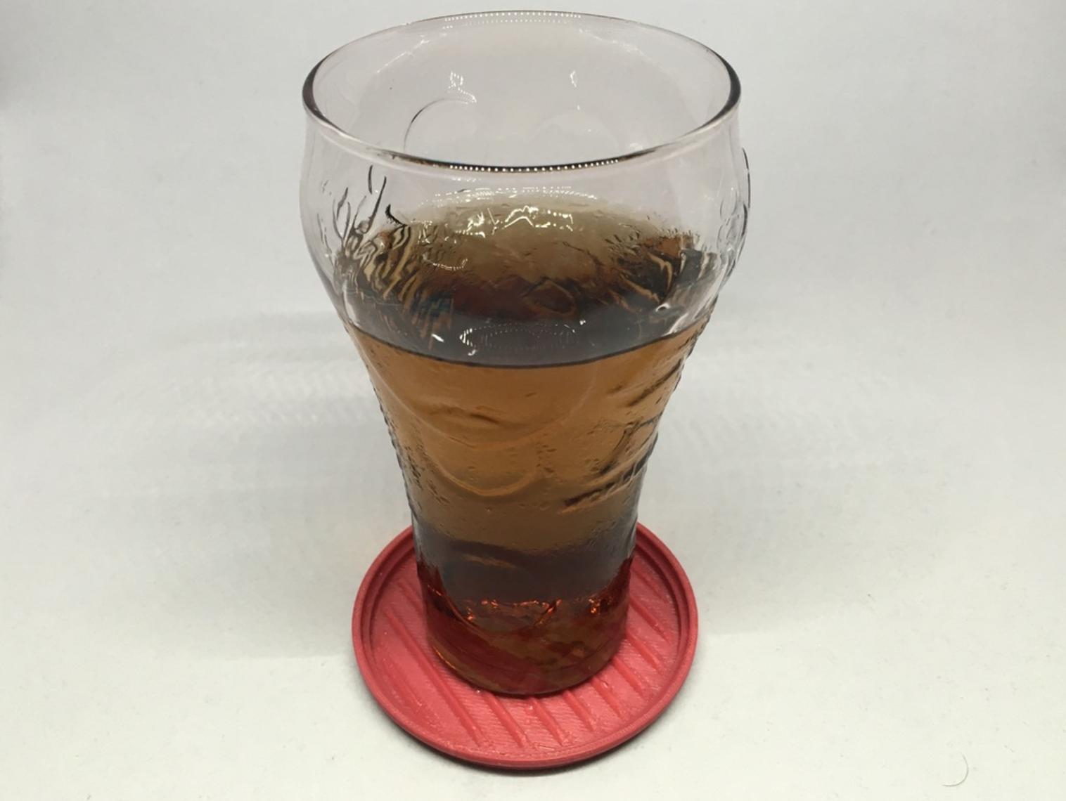Capture d'écran 2017-05-30 à 16.42.08.png Download free STL file Stackable Drink Coaster • 3D print object, CyberCyclist