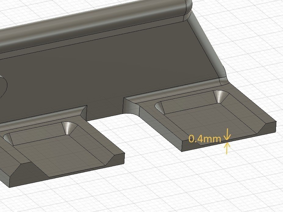 b2778cf89b999fffb9f00c13c1fb12a3_display_large.jpg Download free STL file Universal Tablet Wall Mount with Stapler • 3D printable model, CyberCyclist