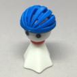 Free Teru Teru Bouzu / japanese sunny doll STL file, CyberCyclist