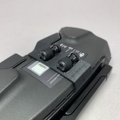 Télécharger fichier STL gratuit MAVIC MINI / Porte-bâtons de contrôleurs d'air • Design imprimable en 3D, CyberCyclist