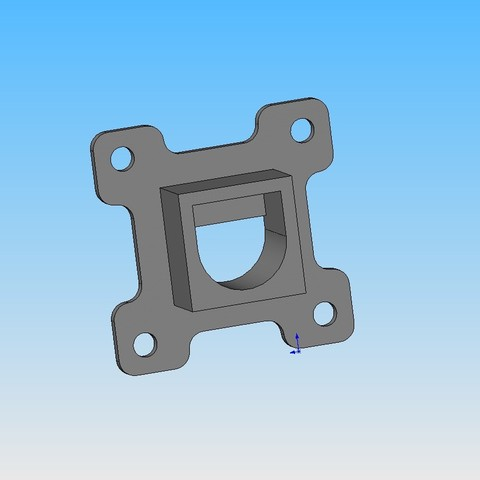 abrev5 rep 02.JPG Download free STL file abrevoir for birds • 3D printer model, maxgg