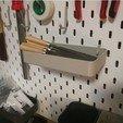 Free IKEA SKADIS Container-/ Shelfset 3D printer file, CSD_Salzburg