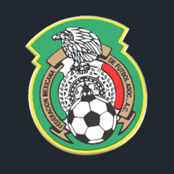 Free Mexico_National Football Team - Logo 3D printer file, CSD_Salzburg