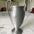 Free 3d printer model UEFA Champions League - Trophy (+ Liverpool FC), CSD_Salzburg