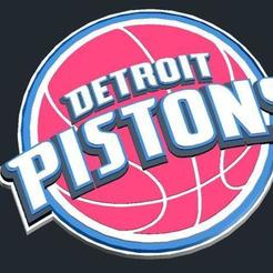 6475694ea86f8020e1046000e909f593_preview_featured.jpg Télécharger fichier STL gratuit Logo Detroit Pistons • Objet pour impression 3D, CSD_Salzburg