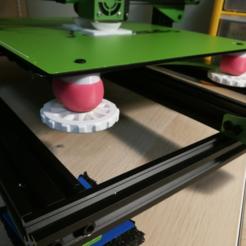 Modelos 3D para imprimir gratis Amortiguador de silicona TEVO Tornado, CSD_Salzburg