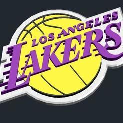 3e1c03ea62992a6ee0d483a9aed72efc_preview_featured.jpg Télécharger fichier STL gratuit Logo LosAngeles Lakers • Modèle pour impression 3D, CSD_Salzburg