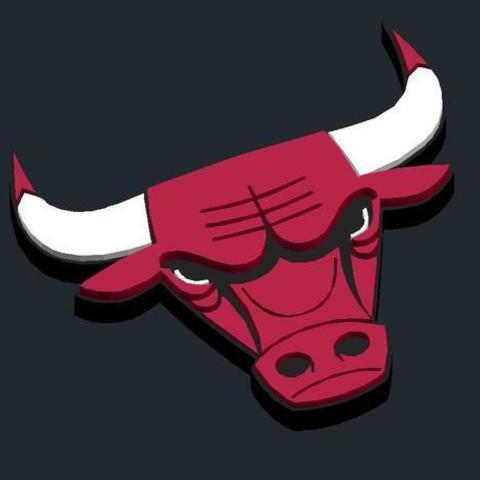 4cb61c2af83b0bb11ba81a507ca9063f_preview_featured.jpg Télécharger fichier STL gratuit Logo Chicago Bulls • Modèle pour imprimante 3D, CSD_Salzburg