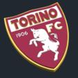 Download free 3D printer model  Torino FC - Logo, CSD_Salzburg