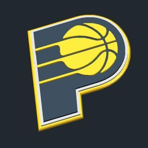 307d37dc2ae8e6ff8d971704c99bfa29_preview_featured.jpg Download free STL file Indiana Pacers Logo • 3D printable model, CSD_Salzburg