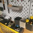Download free 3D printer files IKEA SKADIS Container-/ Shelfset, CSD_Salzburg