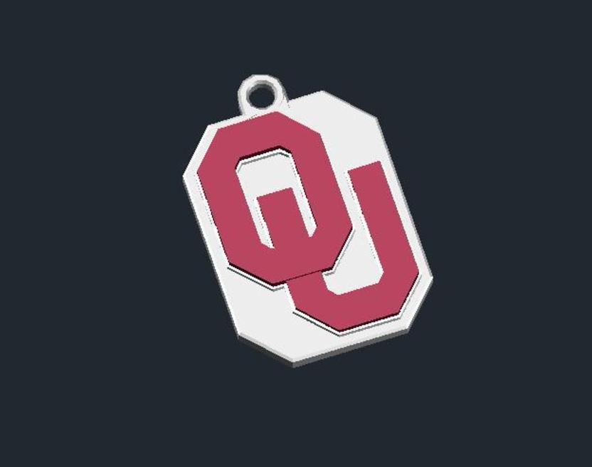 Capture d'écran 2017-01-12 à 16.26.31.png Télécharger fichier STL gratuit Oklahoma Sooners - Logo • Modèle à imprimer en 3D, CSD_Salzburg