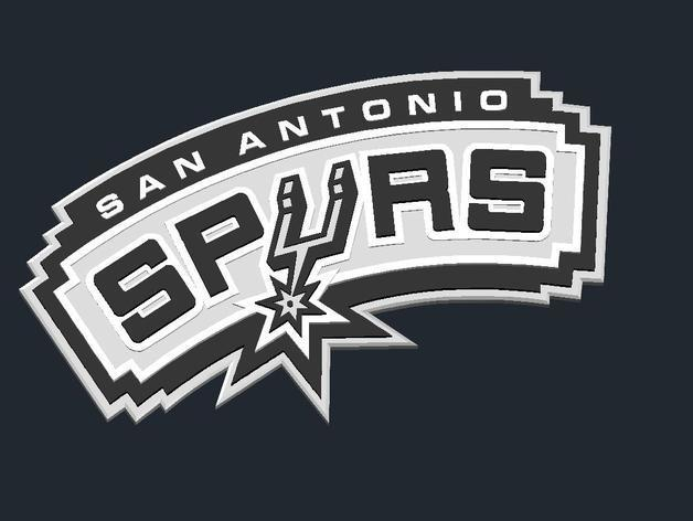 121c14579befa261377b6a341278dee5_preview_featured.jpg Download free STL file San Antonio Spurs - Logo • 3D printable template, CSD_Salzburg