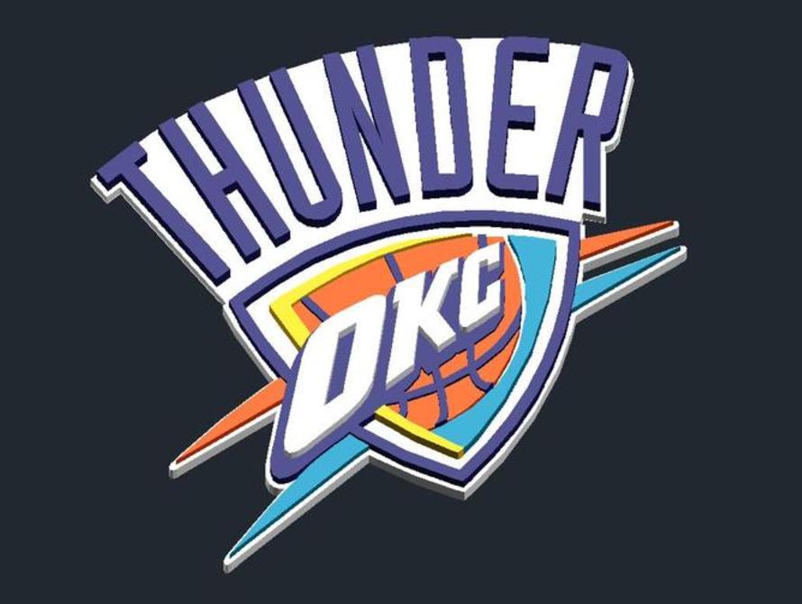 Capture d'écran 2017-01-04 à 20.10.00.png Télécharger fichier STL gratuit Oklahoma City Thunder - Logo • Objet pour imprimante 3D, CSD_Salzburg