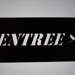 Free 3D model Entrance, rudboy1234