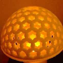 Objet 3D gratuit Dome étoilé, phipo333