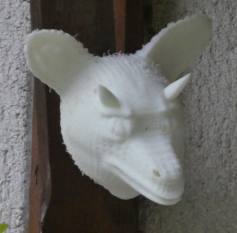 P1120617.jpg Download free STL file Demon head • 3D printable template, phipo333