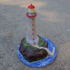 Download free 3D printer model Lighthouse, phipo333