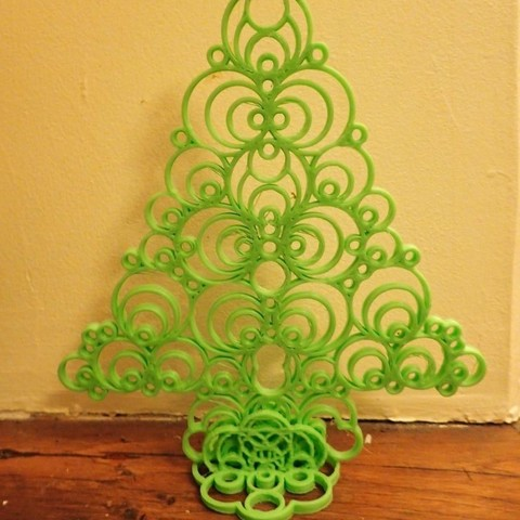 PB125954.jpg Download free STL file Christmast Tree • 3D print template, phipo333