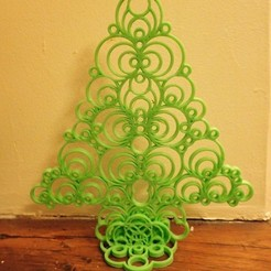 Free 3d printer model Christmast Tree, phipo333
