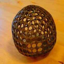 Fichier imprimante 3D gratuit Globe décoratif, phipo333