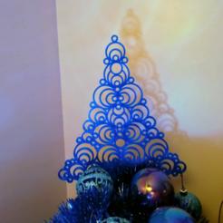 Descargar STL gratis Árbol de Navidad, phipo333