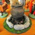 Free 3D printer designs Campfire, phipo333