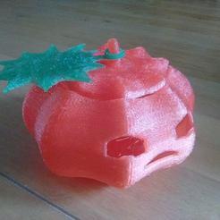 Modèle 3D gratuit Citrouille Halloween, phipo333