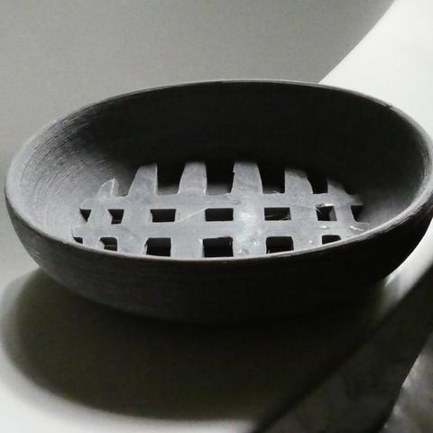 Free stl files soap dish, phipo333
