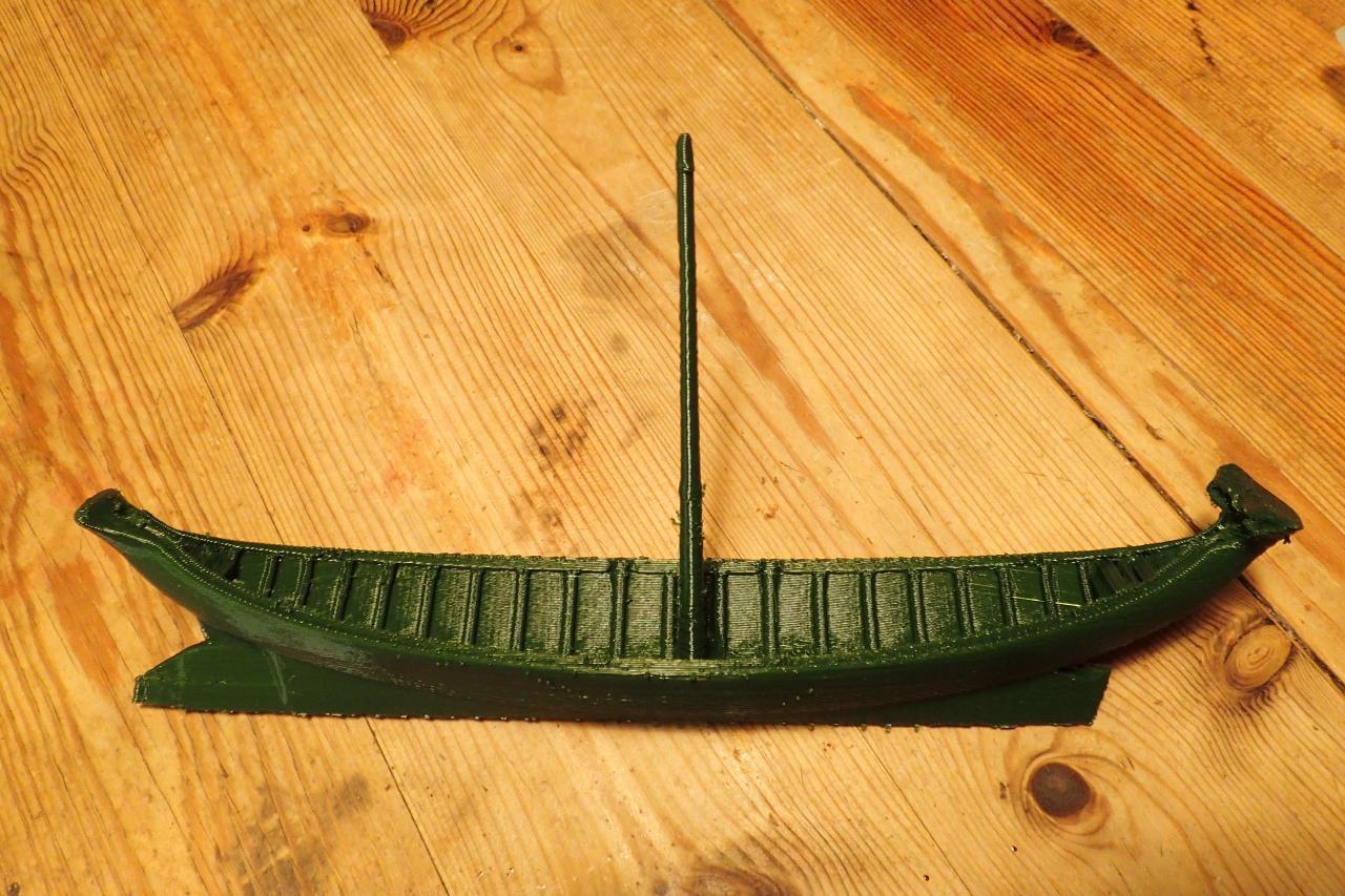 PB270943.jpg Download free STL file Antic boat • Design to 3D print, phipo333