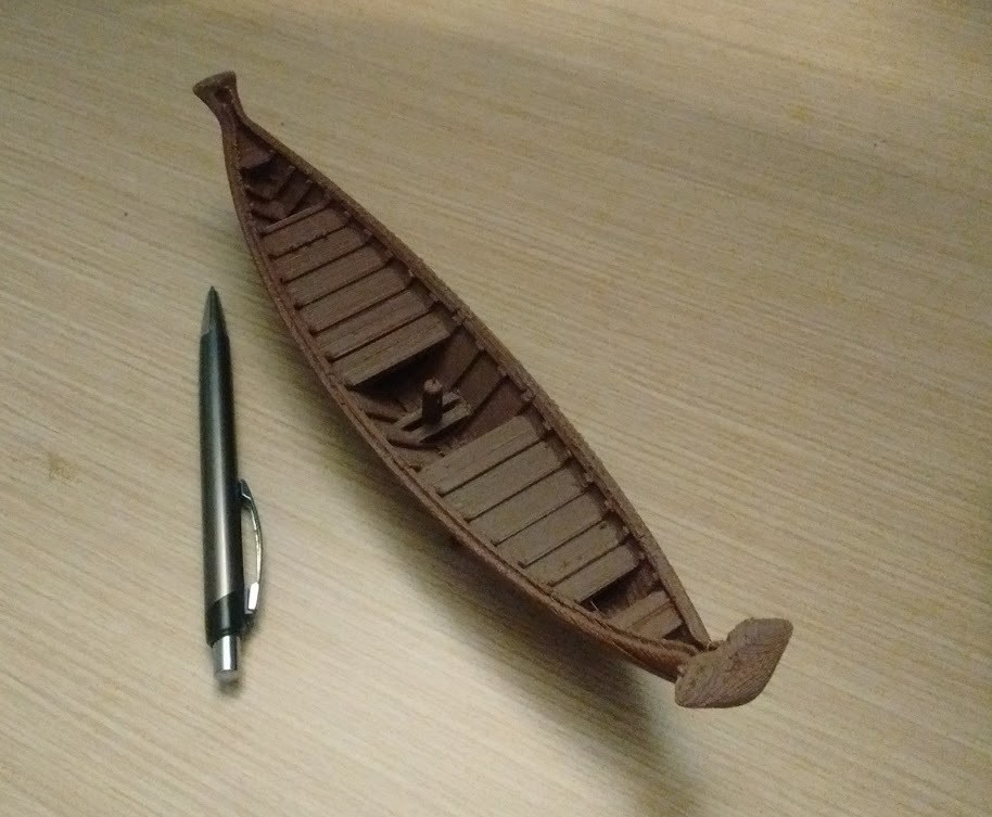 Boat.jpg Download free STL file Antic boat • Design to 3D print, phipo333