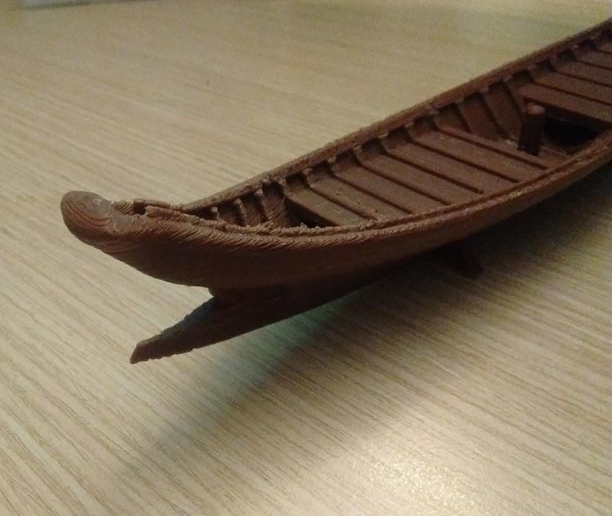 Boat2.jpg Download free STL file Antic boat • Design to 3D print, phipo333