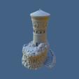 Free STL Forbidden Watchtower, kijai