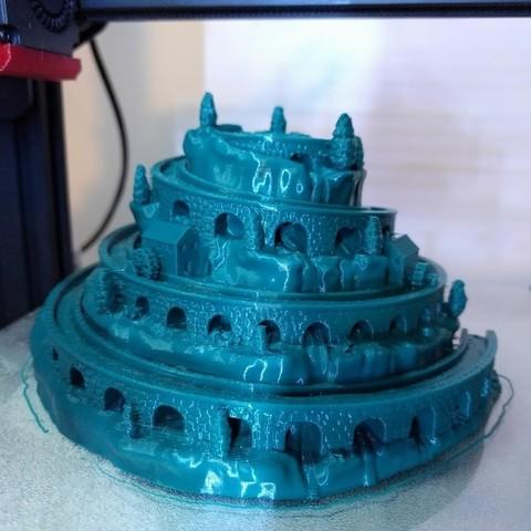 IMG_20180408_010038.jpg Download STL file Spiraling Aqueduct • 3D printing object, kijai
