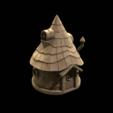 Modèle 3D Cabane féérique, kijai
