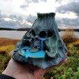 Impresiones 3D gratis Isla del cráneo, kijai