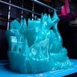 Download 3D printing models Winter Wondertown, kijai