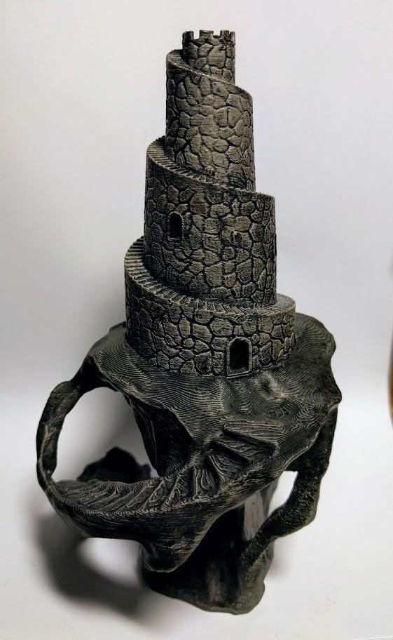 IMG_20170922_183150.jpg Download free STL file Twisted Tower • 3D printer model, kijai