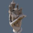 Download free 3D model Abode of the Hand, kijai