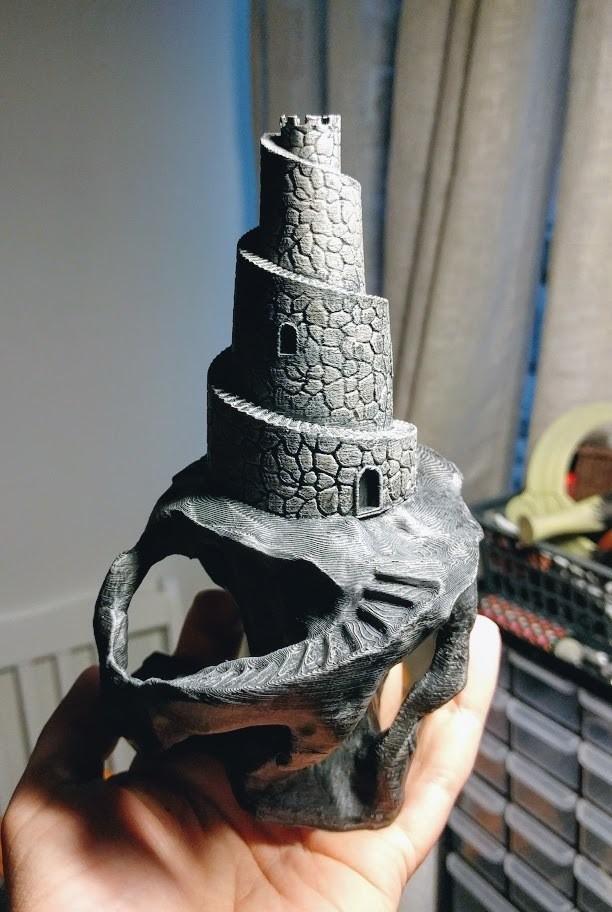IMG_20170922_183138.jpg Download free STL file Twisted Tower • 3D printer model, kijai