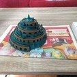 3D print model Spiraling Aqueduct, kijai