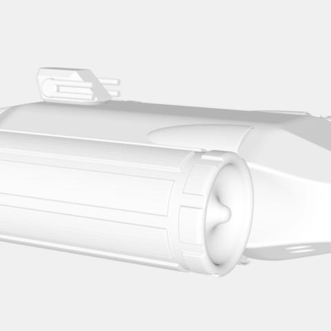 Download free STL file Vaisseau • 3D printable template, fousfous